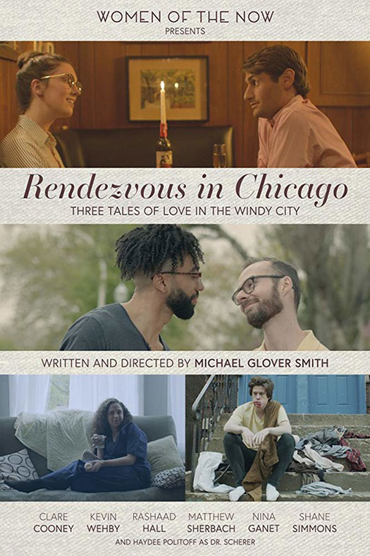 Rendezvous In Chicago Movie Poster | Michael Smith
