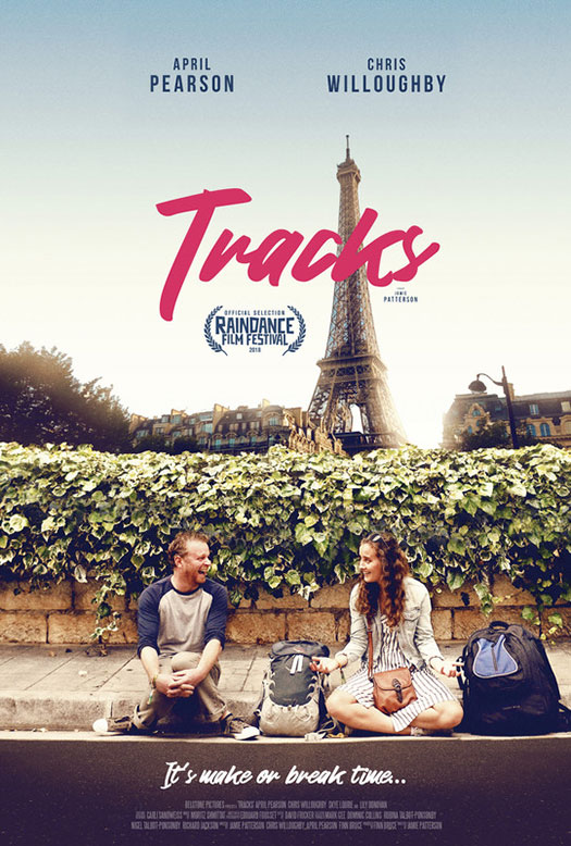 Tracks Movie Poster | Jamie Patterson, Director