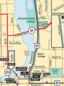 BIFF Map & Venues