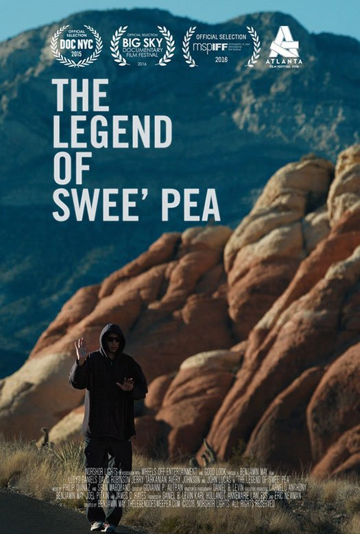 The Legend of Swee Pea - Poster
