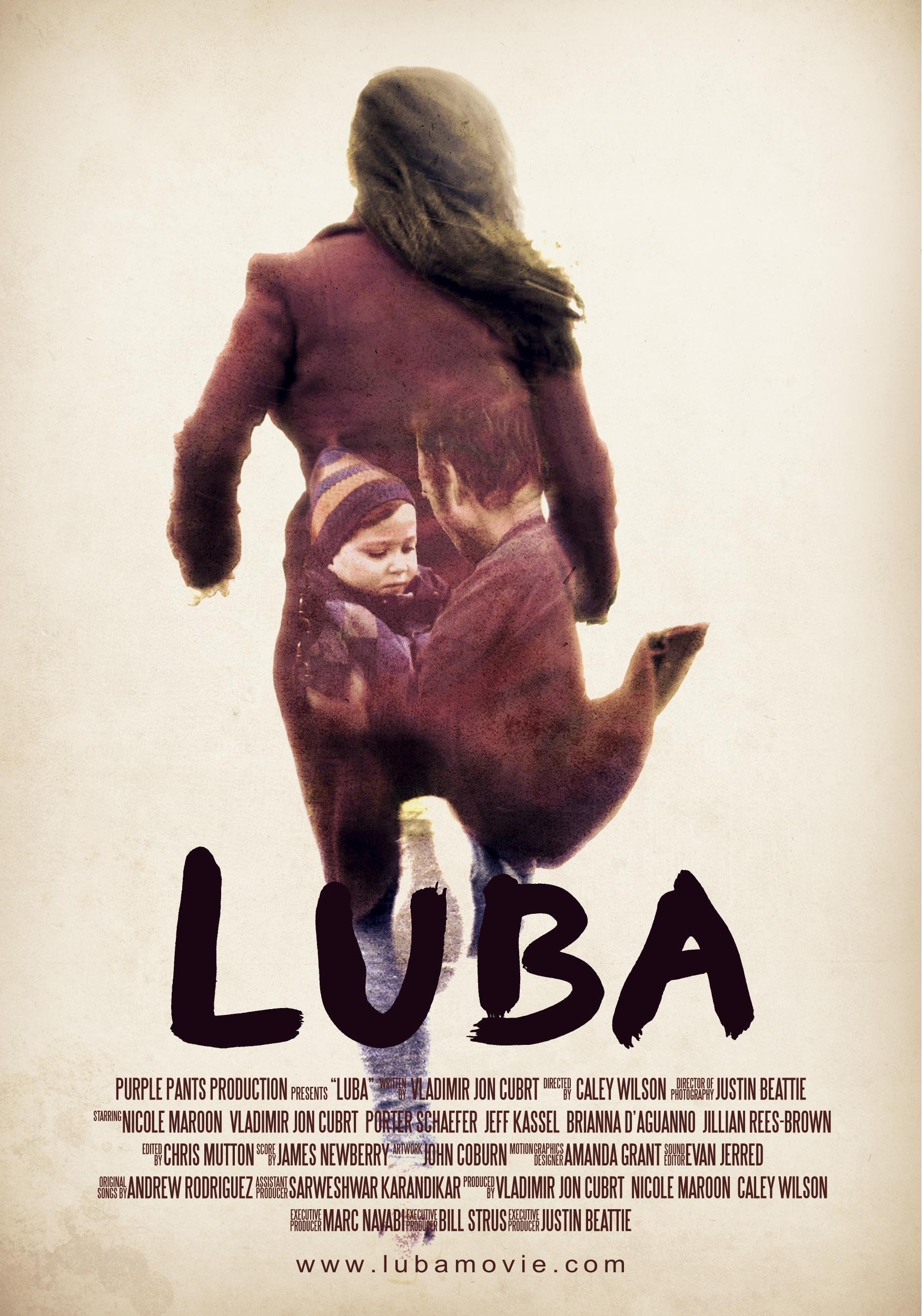 Luba | Caley Wilson, Director