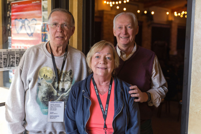 Volunteers 2019 | The Beloit International Film Festival
