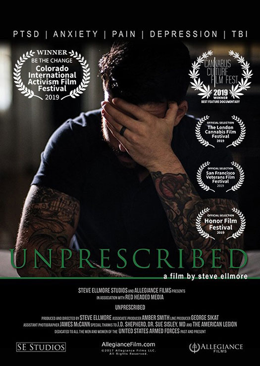 Unprescribed | Steve Ellmore, Director