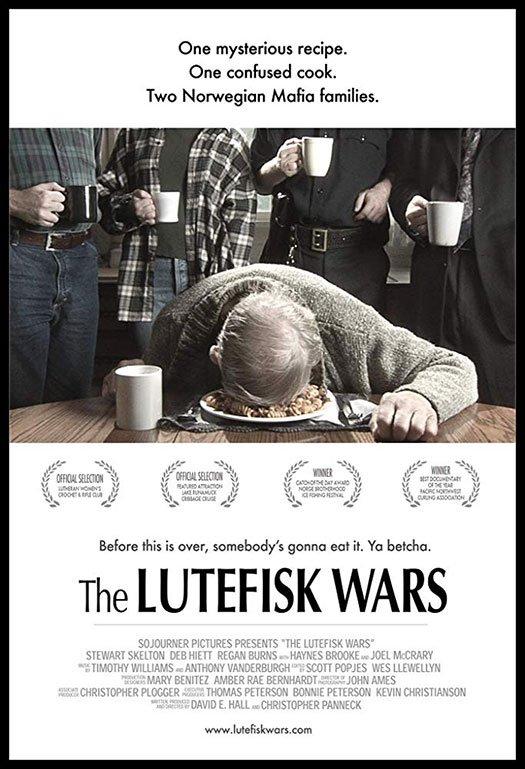 Lutefisk Wars - Poster