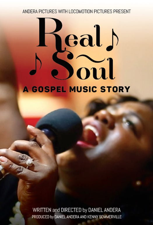 Real Soul: A Gospel Music Story - Poster