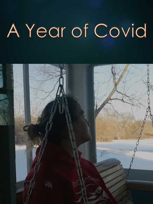 A Year Of Covid | Ruthie and Chloe Stalcup